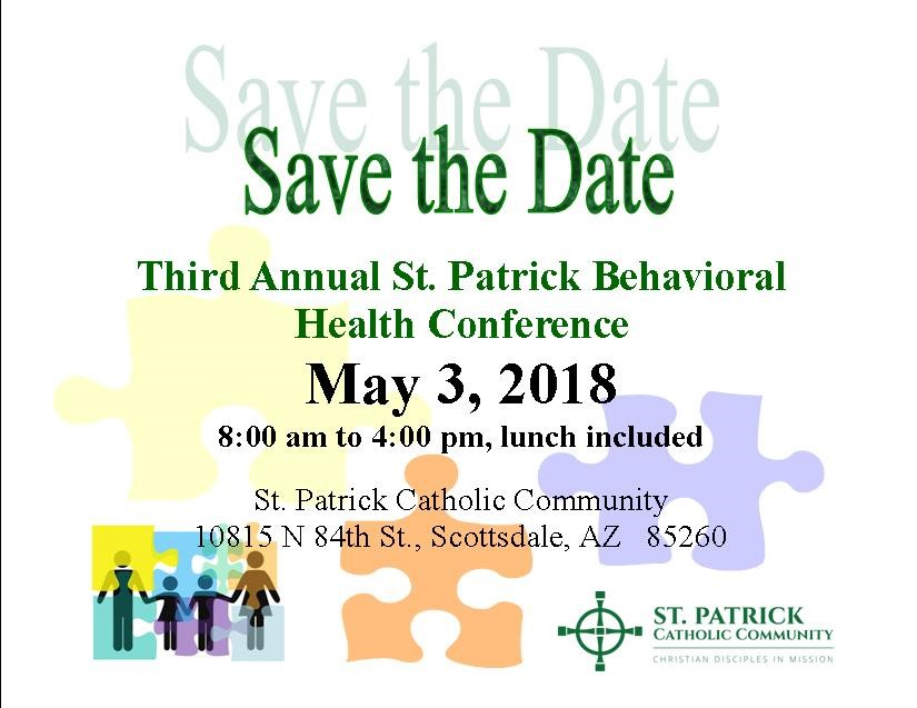 Behavioral Health Conference Save the Date